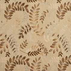 The K4352 SANTE FE upholstery fabric by KOVI Fabrics features Foliage pattern and Beige or Tan or Taupe, Coral or Orange or Persimmon, Gold or Yellow as its colors. It is a Damask or Jacquard type of upholstery fabric and it is made of 100% Woven polyester material. It is rated Exceeds 45,000 Double Rubs (Heavy Duty) which makes this upholstery fabric ideal for residential, commercial and hospitality upholstery projects. This upholstery fabric is 54 Inches inches wide and is sold by the yard…