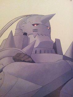 Alphonse! Alphonse Elric, Handsome Anime Guys, Manga Books, Edward Elric, Fullmetal Alchemist Brotherhood, Great Stories, Anime Shows, Alchemy, Dragon Ball Z