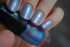 Artdeco Ceramic Nail Lacquer №245 Iridescent Butterfly Wing