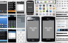 50 Free and Handy Web UI, Mobile UI and Wireframe Kits