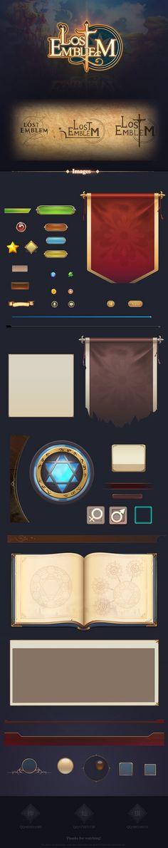 原创作品:08级原创游戏UI之界面项目训...