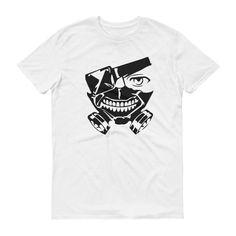Tokyo Ghoul Mask T-Shirt