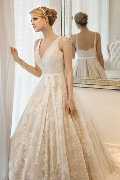7bcae181bd7 Probably one of the prettiest wedding dresses I ve ever seen. And I