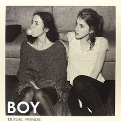 Boy - Mutual Friends (LP) - Amazon.com Music