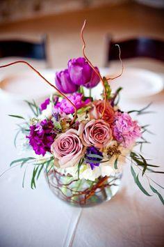 Resultat de recherche d39images pour quotcomposition florale a for Maison a faire soi meme 2 le vase boule petit objet avec de grandes idees