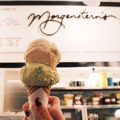Morgenstern's Finest Ice Cream in New York, NY