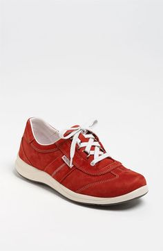 Mephisto Perforated Walking Shoe (Women) available at Travel Wear, Mephisto, Nordstrom Anniversary Sale, Kinds Of Shoes, Comfy Shoes, Walking Shoes, Keds, Shoe Boots, Women's Shoes