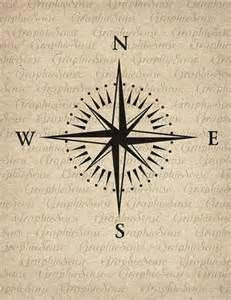 Mariner's Compass - Printable Graphics