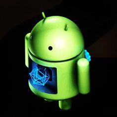 O coração do #android é um #icosaedro