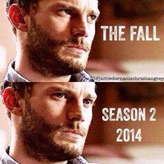 Jamie Dornan, The Fall