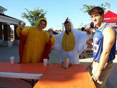 Flavorholics in costume