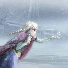 Anna. Coming to elsa...