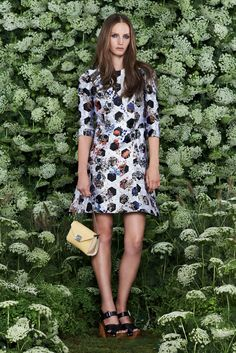 Mulberry - Spring 2015 Ready-to-Wear - Look 3 of 22