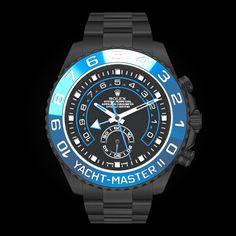 Rolex Yachtmaster ll