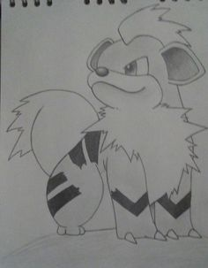 Growlithe By Me :)