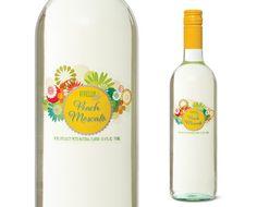 Vivello Peach Moscato from Aldi : Wine Review | Kim Heniadis