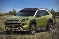 Toyota FT-AC Crossover Concept Small SUV with rugged off-road adventure capabilities. Go to Source Author: Sean Tirman... http://drwong.live/rides/toyota-ft-ac-crossover-concept/