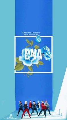 Dna Lyrics || wallpaper bts ♡