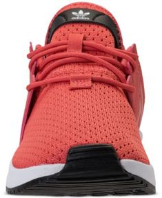 c0104e389168 adidas Little Boys  X-plr Casual Athletic Sneakers from Finish Line - Red  1.5