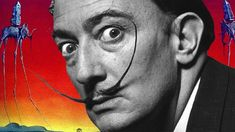 The Surreal Life Of Salvador Dali L'art Salvador Dali, Art Games For Kids, Dali Paintings, Bizarre Stories, Great Fear, Interactive Art, Woman Silhouette, Chiaroscuro, Male Figure