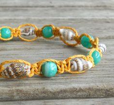 beach ankle bracelets made with hemp - Google Search
