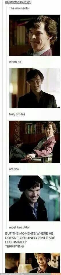 TRUE THOUGH. He's mastered that creepy Grinch-grin...