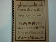 Paper Piecing Patterns (Shirley Liby)