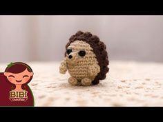 Amigurumi   Como hacer una Tortuga en Crochet   Bibi Crochet - YouTube