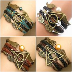Adjustable and suitable for any age. Great gift for Harry Potter fans. Unique…