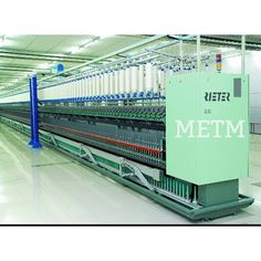 We can offer Rieter G32 Ring Spinning Machines - #textile #spinning #machines
