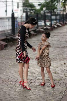 As Mother As Daughter: Anyelina's Closet