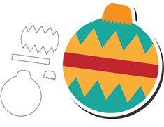 Eu Amo Artesanato: Bonecos de Natal com moldes