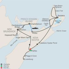 Wonders of the Maritimes & Scenic Cape Breton Nova Scotia, Prince Edward Island & Cape Breton Tour East Coast Travel, East Coast Road Trip, Road Trip Usa, Cap Breton, East Coast Canada, Nova Scotia Travel, Stockholm, Provence, Georgia