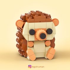 Reports, news, pics, videos, discussions and documentation from a studded world. /r/lego is about all things LEGO®. Lego Duplo, Legos, Pokemon Lego, Van Lego, Lego Challenge, Lego Sculptures, Lego Club, Amazing Lego Creations, Lego Craft