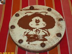 Tarta 3 Chocolates Mafalda