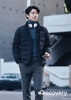 Gong Yoo - Discovery Expedition F/W 2016
