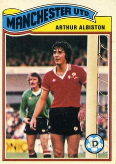 Footballers - Orange Back Topps 396 cards The Arthur Albiston card actually depicts Martyn Rogers during his. Soccer Cards, Football Cards, Baseball Cards, Sport English, Chester City, Football Stickers, West Bromwich, Sports Stars, Dundee