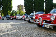 Im Alfa Giulia Spider durch die Toskana Chip Foose, Audi Tt, Ford Gt, Alfa Alfa, Volvo, Alfa Romeo Spider, Peugeot, Alfa Romeo Giulia, Alfa Romeo Cars