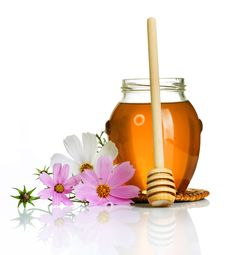 Manuka honey comes from the blossoms of Tea Trees in New Zealand. Its antibacterial properties make it incredibly effective for wound healing and skin care.