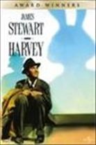 Harvey (1950). Starring: James Stewart, Josephine Hull, Cecil Kellaway and Peggy Dow