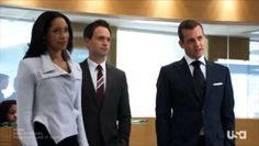Jessica, Mike, Harvey