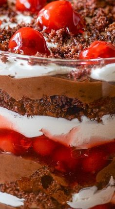 ... Parfaits, Puddings & Trifles on Pinterest | Trifles, Parfait and