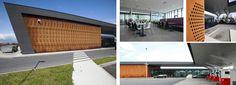 El diseño y la arquitectura está presente en las gasolineras y estaciones de Europa y EEUU. ¿Por qué no en España?...alguún ejemplo hay...