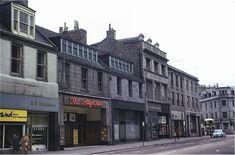 Playhouse in Aberdeen, GB - Cinema Treasures Aberdeen Scotland, Street View, Street Image, Play Houses, Past, Multi Story Building, Cinema, Memories, Movie