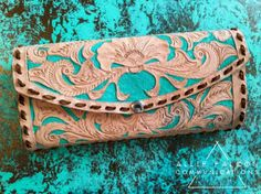 The Bonita Wallet by Allie Falcon Communications