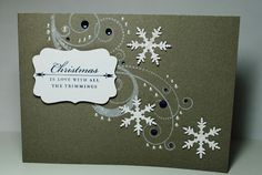 Good Golly, Ms. Molly!: Slate Cardstock: My New Favorite