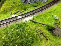 N Scale, Railroad Tracks, Layout, Ideas, Page Layout, Thoughts, Train Tracks