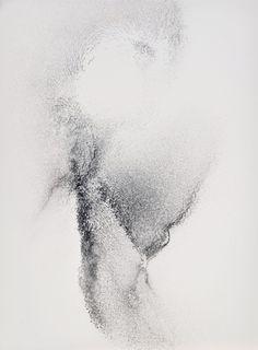 Joe Brittain Abstract Drawings, Art Drawings, Abstract Art, Beautiful Book Covers, Sand Art, Jackson Pollock, Textures Patterns, Contemporary Art, Art Photography