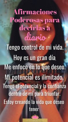Positive Self Affirmations, Morning Affirmations, Positive Quotes, Motivational Quotes, Inspirational Quotes, Good Morning In Spanish, Magic Crafts, Self Esteem Quotes, Self Care Activities