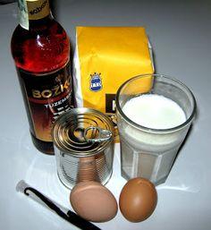 Blíží se Vánoce a to má u mě za následek hned několik věcí. Začnu v panice přemýšlet, komu vlastně co koupit pod stromeček. Taky se hrozím ... Czech Recipes, Glass Of Milk, Smoothies, Detox, Cookies, Drinks, Czech Food, Liqueurs, Syrup